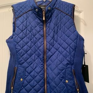 Active USA Women's Quilted Vest